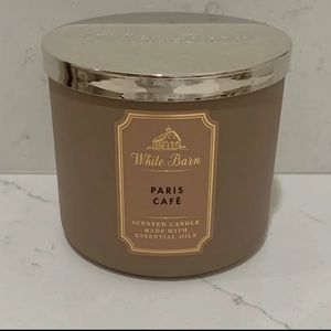 B&BW Paris Cafe Candle